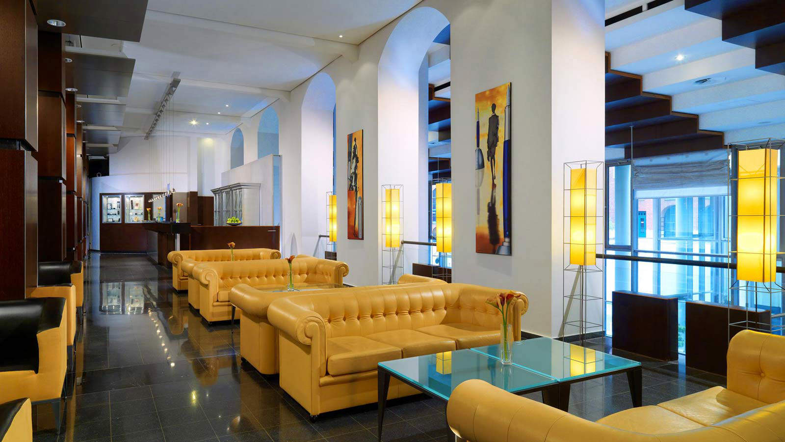 Location nio kongress for Designhotel hannover